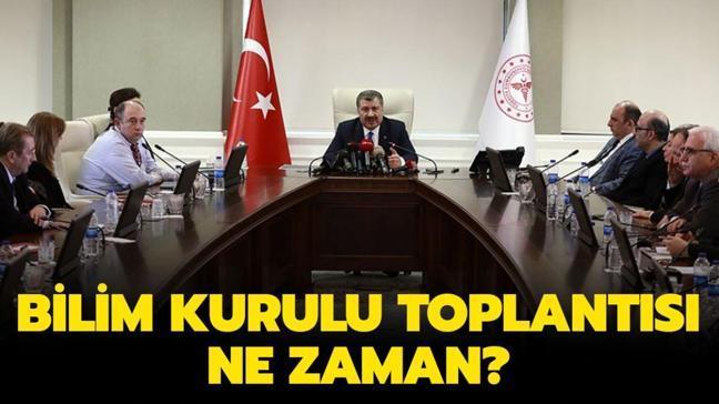 """Bilim Kurulu Toplantısı ne zaman olacak"""" Sağlık Bakanı Fahrettin Koca ne zaman açıklama yapacak"""""""