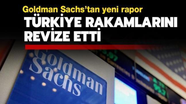 Goldman Sachs: Türkiye yüzde 4 değil yüzde 6 büyüyor