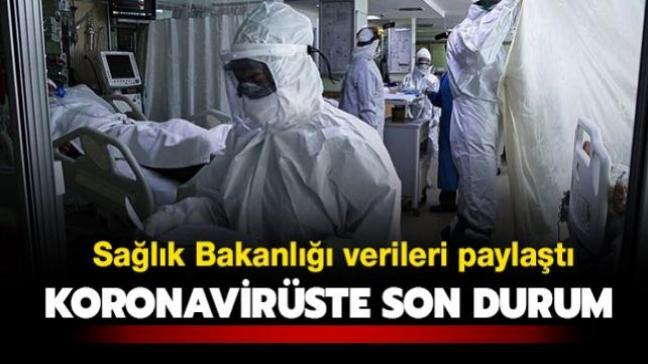 Sağlık Bakanlığı Kovid-19 salgınında son durumu açıkladı... İşte 23 Şubat koronavirüs tablosu