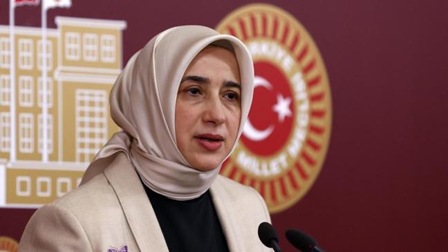 AK Partili Zengin:  Bir terör örgütü tarafından hedef gösteriliyorum