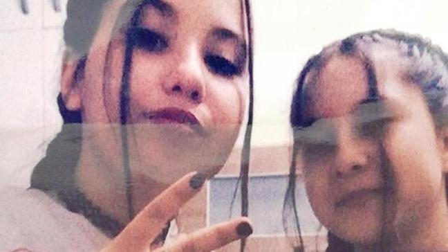 İki gün arayla ortadan kaybolan iki kız kardeşten biri bulundu