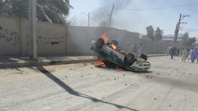 İran'dan Pakistan sınırındaki olaylara ilişkin açıklama