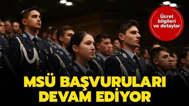 """MSÜ ücret ne kadar, kimler girebilir"""" MSÜ başvuru tarihi son gün ne zaman"""""""