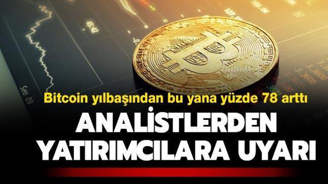 """Analistler kripto para yatırımcılarını uyardı: """"Temkinli ve mesafeli"""" olun"""