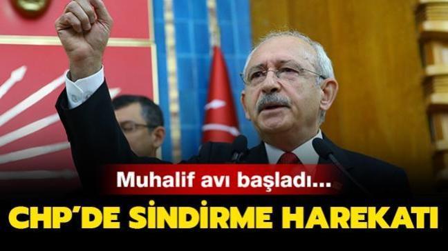 CHP'de başlayan istifa dalgası büyüyor! Partide sindirme harekatı
