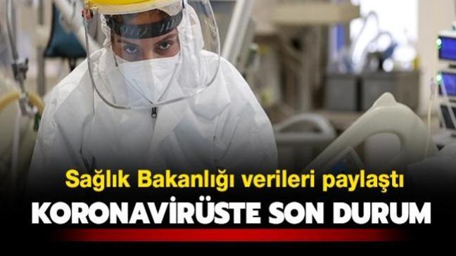 Sağlık Bakanlığı Kovid-19 salgınında son durumu açıkladı... İşte 24 Şubat koronavirüs tablosu