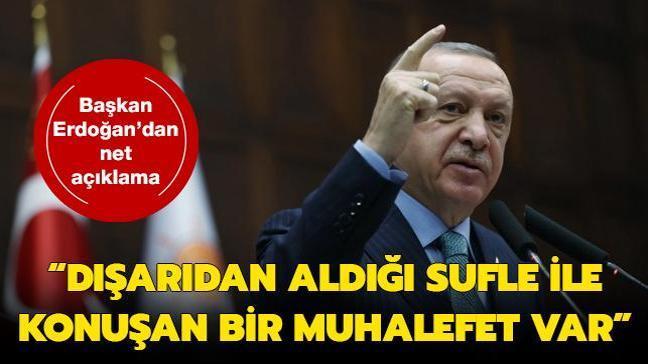 Son dakika haberi: Başkan Erdoğan'dan net açıklama: Teröristleri inlerinde bitire bitire ilerleyeceğiz