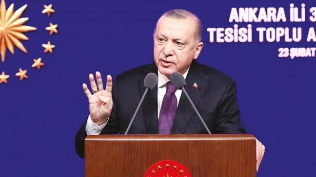 Başkan Erdoğan: Utanç tablolarına son verdik