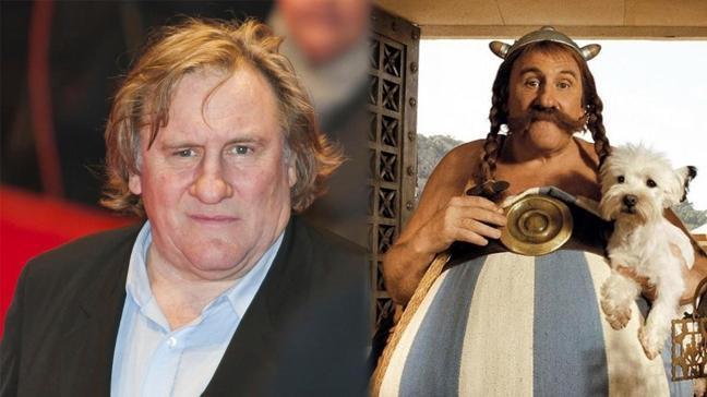 Fransız oyuncu Gerard Depardieu'ye 'cinsel istismardan' soruşturma açıldı!