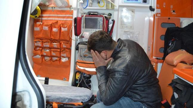 HES kontrolünde temaslı çıktı: Karantinayı delen sürücü gezerken yakalandı