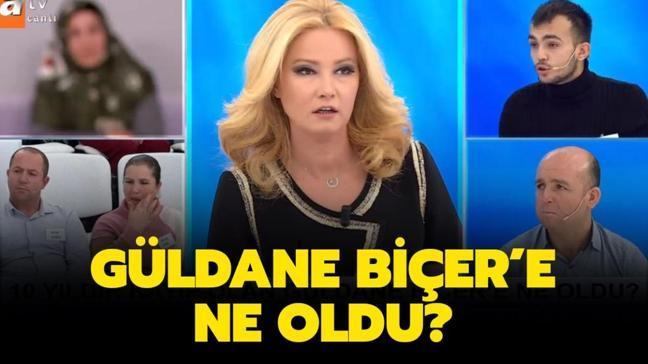 """Güldane Biçer'e ne oldu, öldü mü"""" Müge Anlı Güldane Biçer olayı nedir"""""""