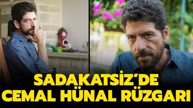 """Cemal Hünal kimdir, aslen nereli"""" Sadakatsiz'in Sinan'ı Cemal Hünal kaç yaşında"""""""