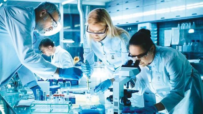 Türkiye'de bilim kadını oranı AB ortalamasının üzerinde