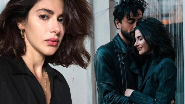 Yasak Elma'nın Şahika'sı Nesrin Cavadzade'nin panik anları... Gökhan Alkan'ı kameralardan böyle kaçırdı