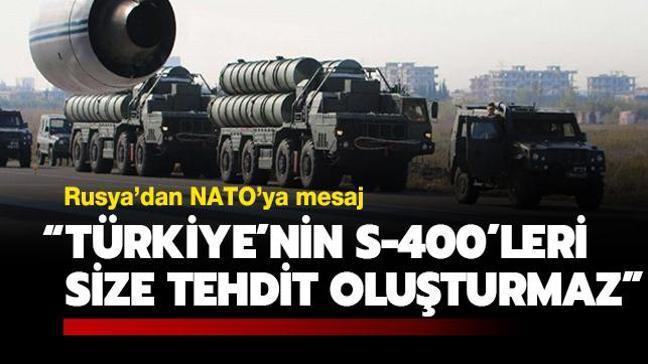 """Rostec CEO'su Çemezov: """"Türkiye'nin aldığı S-400'ler NATO'nun güvenliğini tehdit etmiyor"""""""