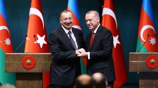Aliyev, Başkan Erdoğan'ın doğum gününü kutladı
