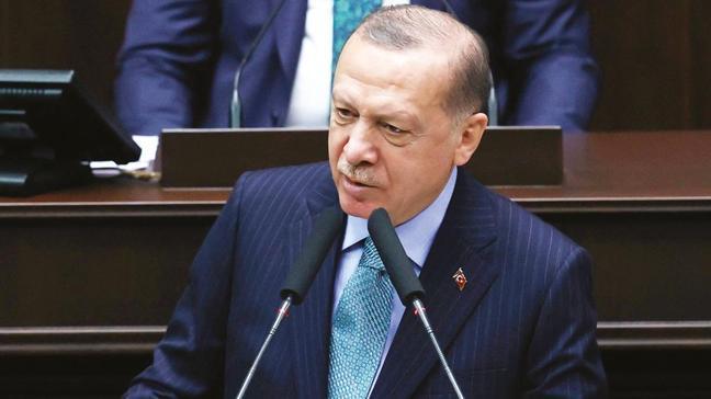 Başkan Erdoğan: CHP'de devletin yanında olma erdemi kalmadı
