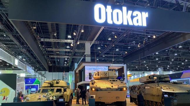 Dünyanın gözü oradaydı: Türk savunma sanayii ürünleri IDEX 2021'de boy gösterdi