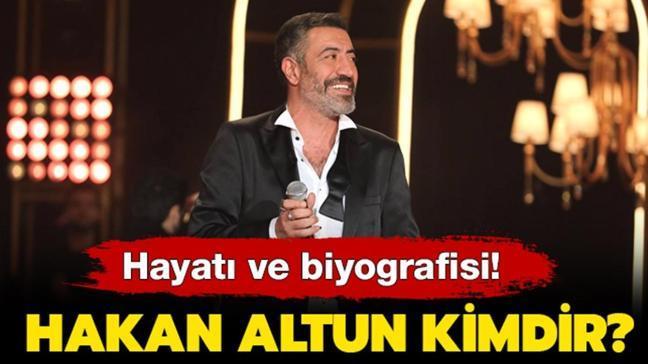"""Hakan Altun aslen nereli, albümleri ve şarkıları neler"""" Hakan Altun kimdir, kaç yaşında"""""""