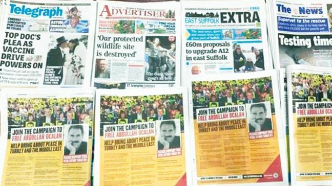 PKK'nın kanlı eli İngiliz medyasında