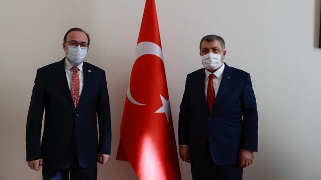 Sağlık Bakanlığından Tekirdağ'a müjde üstüne müjde