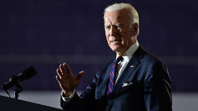 """ABD Başkanı Biden'dan Kırım açıklaması: """"ABD, Rusya'nın Kırım'ı sözde ilhakını asla tanımayacak"""""""