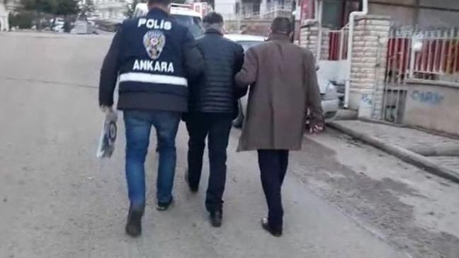 Ankara merkezli 8 ilde operasyon! 45 şüpheli gözaltına alındı