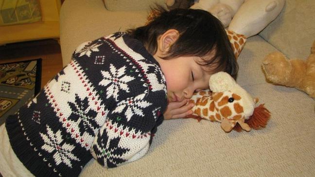 Çocuklarda düzenli uyku için uzman önerisi: Yoğurt ve süt