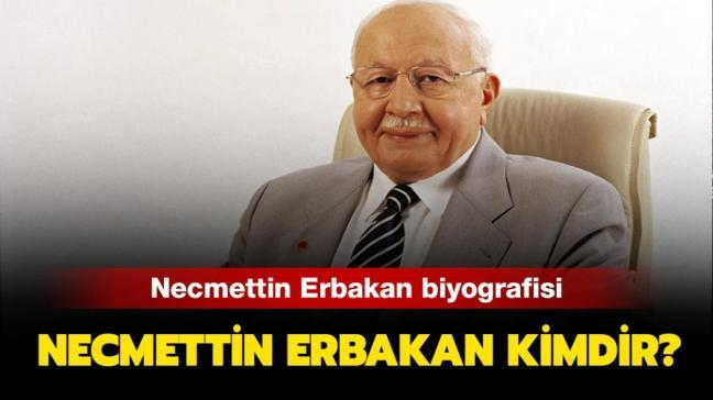 """Necmettin Erbakan biyografisi! Necmettin Erbakan ne zaman öldü"""""""