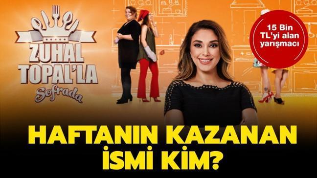 "Zuhal Topal'la Sofrada 26 Şubat kim kazandı"""