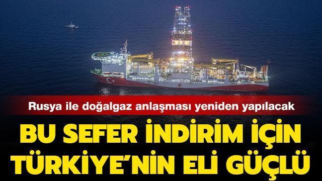 Türkiye ile Rusya arasında doğal gaz alım kontratları yenilenecek: Türkiye indirim için pazarlığa hazırlanıyor