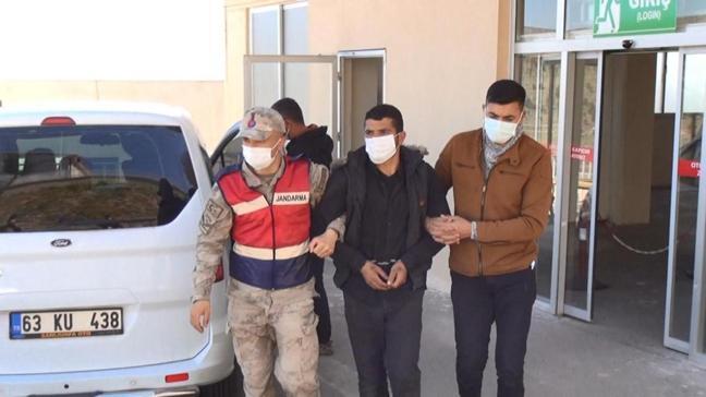 3 DEAŞ'lı terörist patlayıcıyla yakalandı