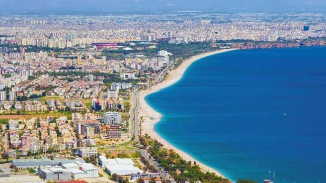 Antalya Kepez'de 3+1 92 m2 daire icradan satılık!