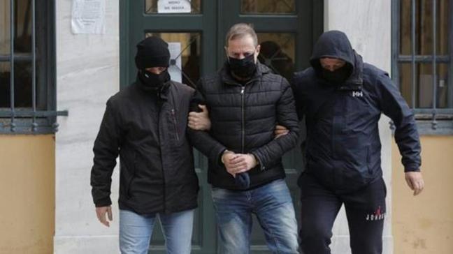 Çocuklara cinsel istismarda bulunmuştu... Yunan oyuncu  Dimitris Lignadis tutuklandı