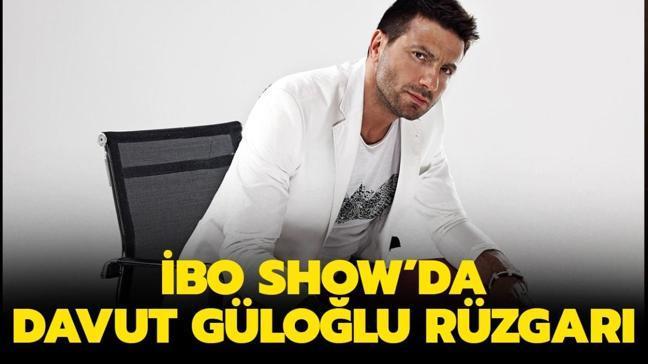 """İbo Show konuğu Davut Güloğlu kaç yaşında, evli mi"""" Davut Güloğlu aslen nereli"""""""