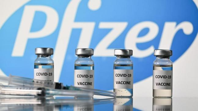 Hong Kong 585 bin doz Pfizer-Biontech aşısını teslim aldı