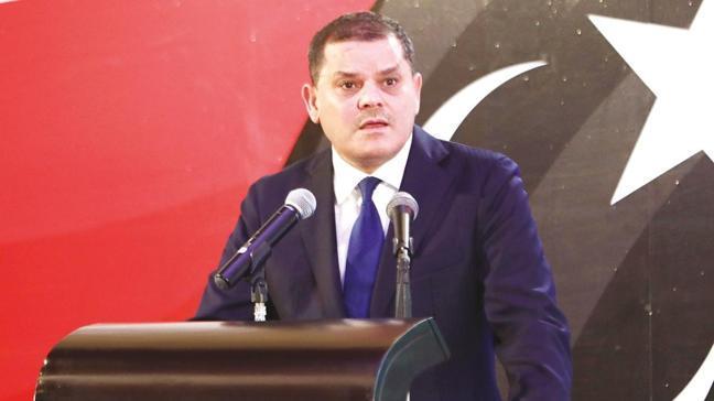 Libya Başbakanı Abdullah Dibeybe: Türkiye ile ilişkilerimiz ayrıcalıklı