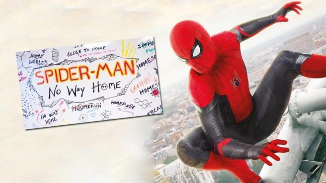 Örümcek Adam'ın son filminin ismi duyuruldu! 'Eve Dönüş Yok' geliyor