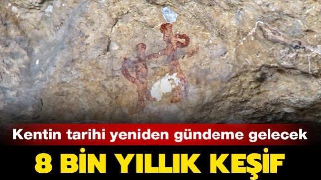 Arkeoloji dünyasının gözü Türkiye'de: 8 bin yıllık keşif