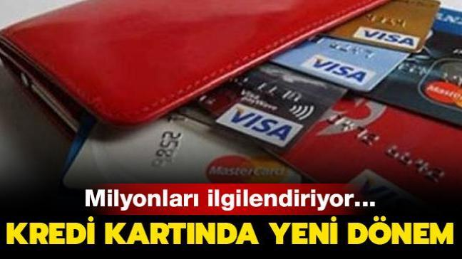 Kredi kartında yeni dönem 1 Mayıs'ta başlıyor: Limiti geçen kartlarda şüpheli durumlar MASAK'a bildirilecek