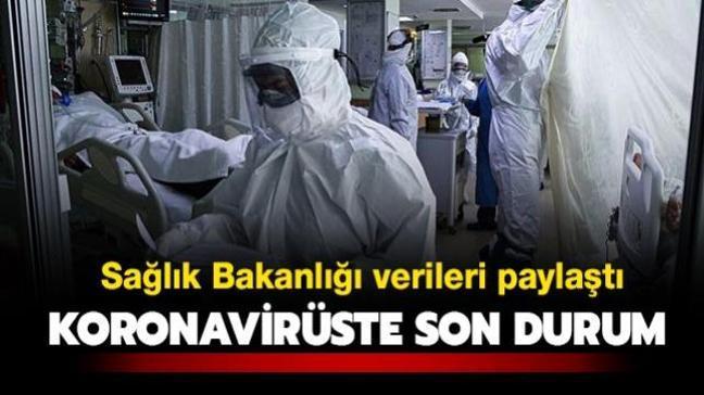 Sağlık Bakanlığı Kovid-19 salgınında son durumu açıkladı... İşte 28 Şubat koronavirüs tablosu