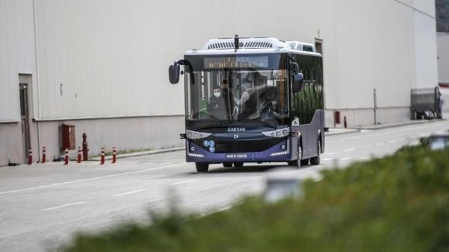 Avrupa ve Amerika'da tek... Otonom Atak Electric yollara çıkıyor