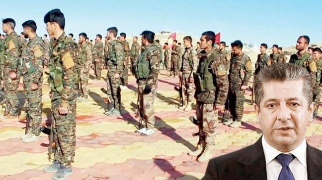 IKBY Başbakanı Barzani: PKK köylerimizi işgal etti