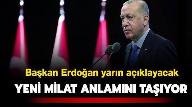 Yeni milat anlamını taşıyor... Başkan Erdoğan İnsan Hakları Eylem Planı'nı yarın açıklayacak