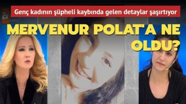"""Mervenur Polat'a ne oldu, öldü mü"""" Müge Anlı Mervenur Polat olayında gelen detaylar şaşırtıyor"""