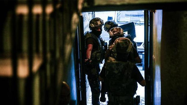 Ankara'da yeniden yapılanmaya operasyon. 12 kişi gözaltına alındı