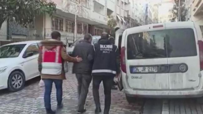 İstanbul Havalimanı'nda operasyon... 7 şüpheli gözaltına alındı