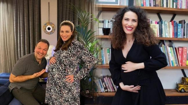 Müjdeli haberi böyle verdi… Kemal Sunal'ın kızı Ezo Sunal ikinci kez anne oldu!