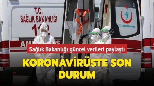 Sağlık Bakanlığı Kovid-19 salgınında son durumu açıkladı... İşte 4 Mart koronavirüs tablosu