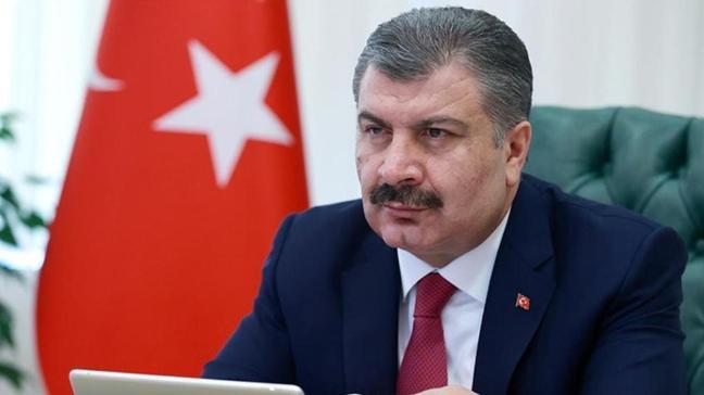"""Sağlık Bakanı Koca'dan """"çok yüksek risk"""" grubunda yer alan 5 ilin yetkilileriyle toplantı"""